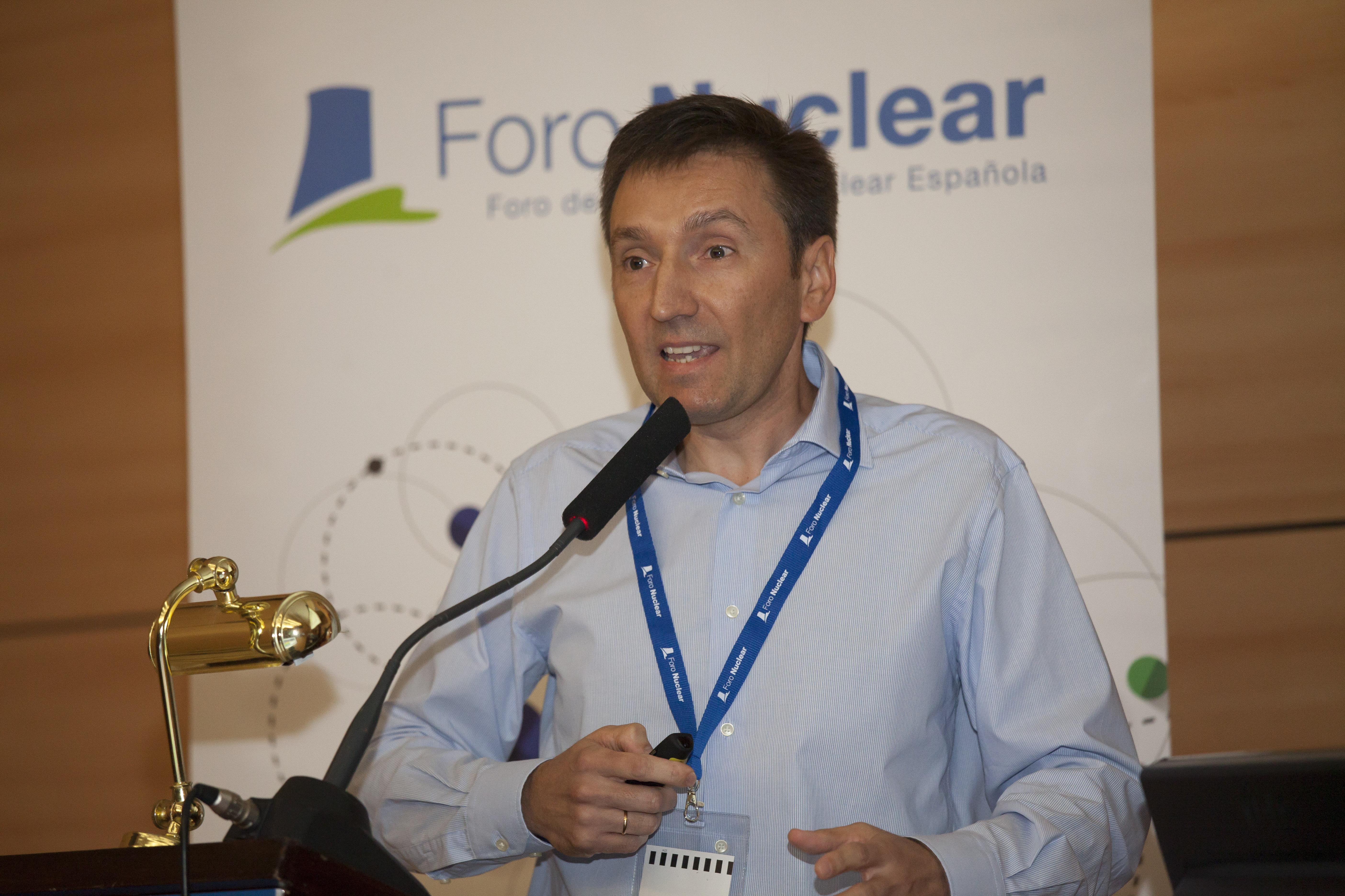 José Manuel Álvarez, Jefe de Radioprotección del Centro de Láseres Pulsados de Salamanca
