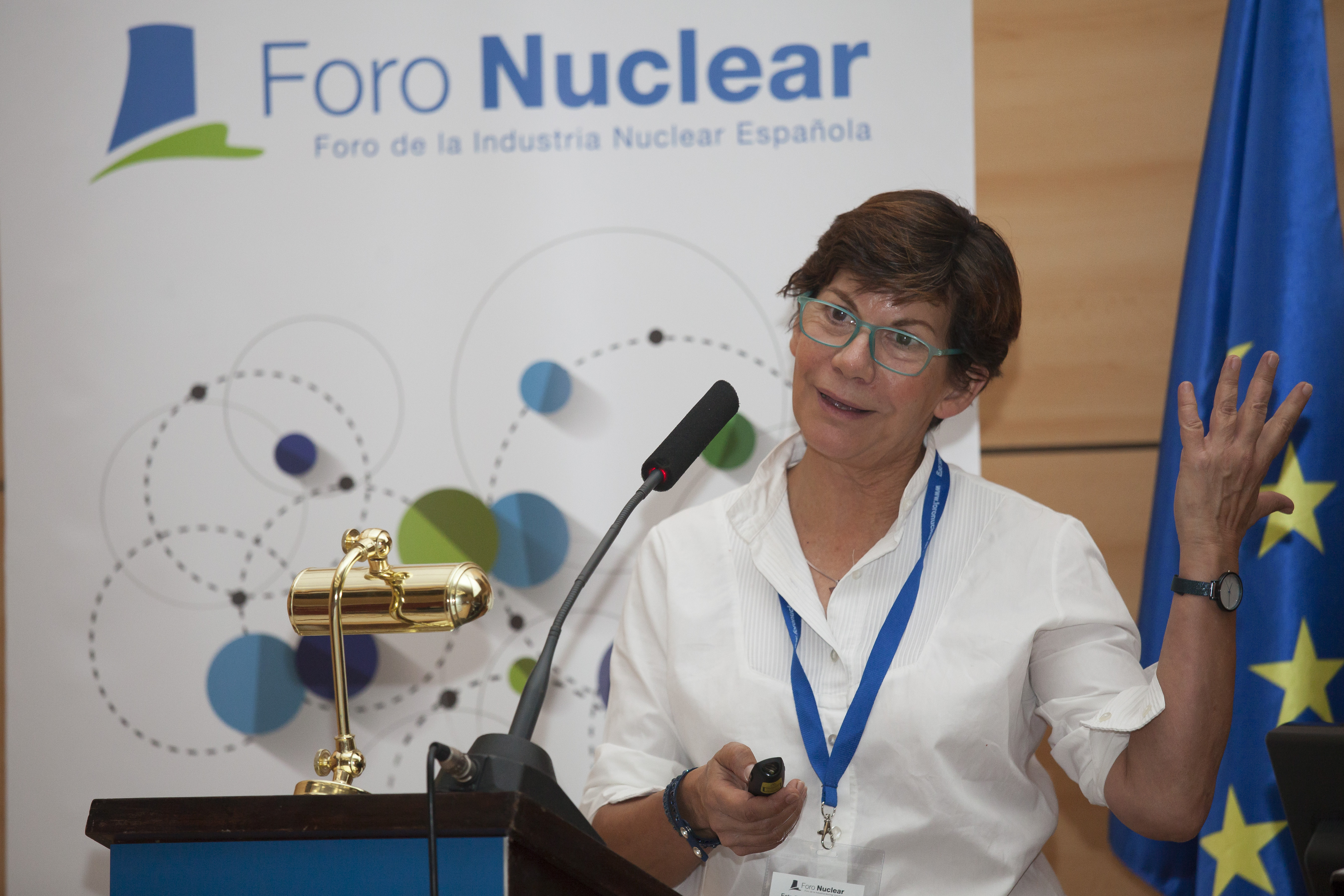 Estrella Arcos, Profesora asociada del Departamento de Historia del Arte de la Universidad de Málaga