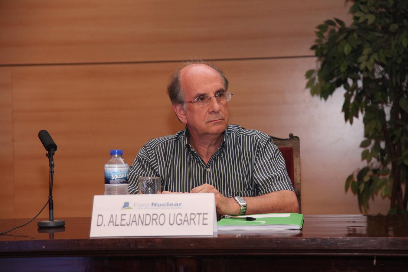Alejandro Ugarte Pallarés