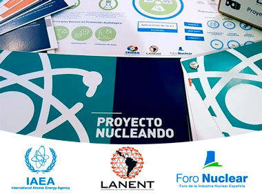 Proyecto Nucleando. Foro Nuclear, LANENT y OIEA