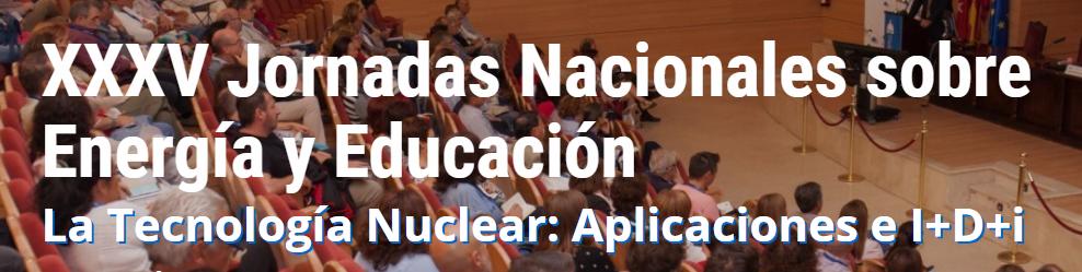 Programa: XXXV Jornadas Nacionales sobre Energía y Educación