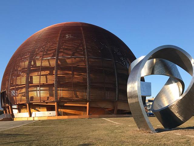 CERN en Ginebra (Suiza)