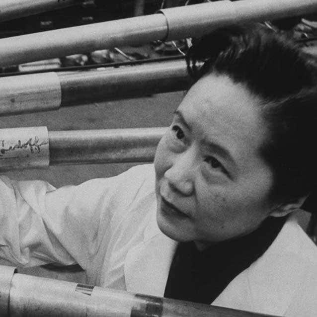 Wu Chien-Shiung