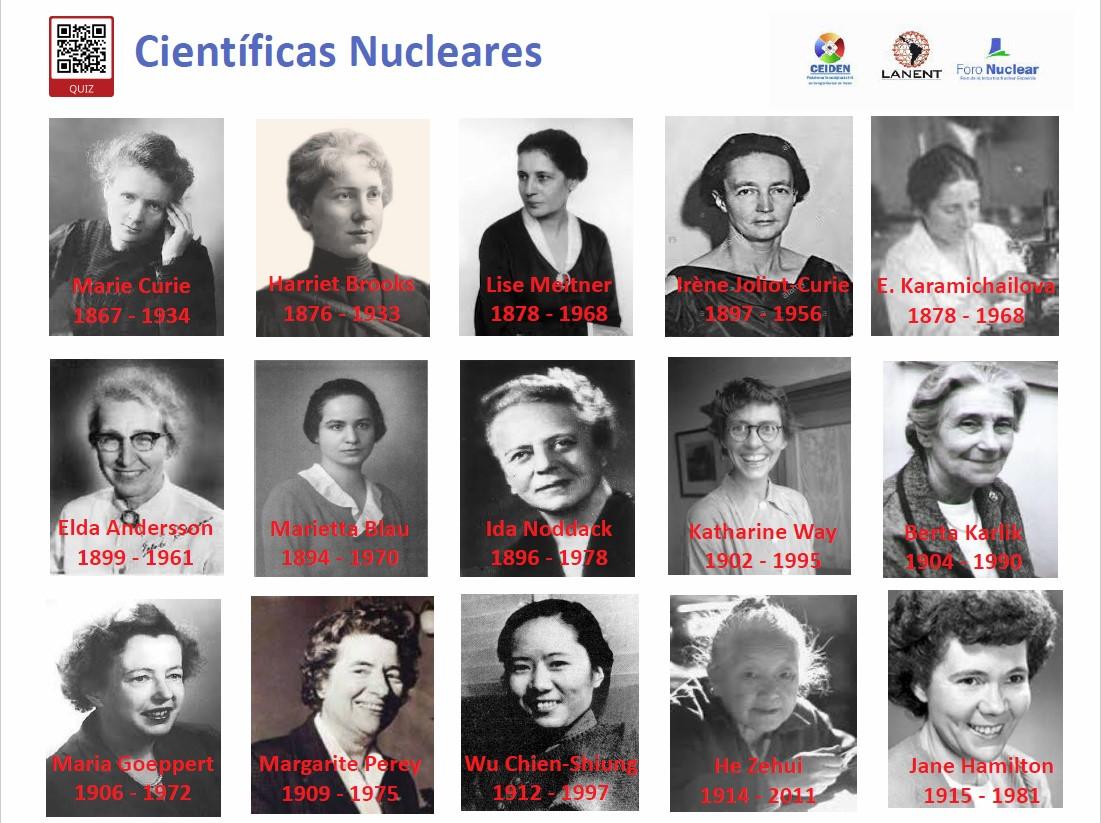 Lámina Científicas Nucleares