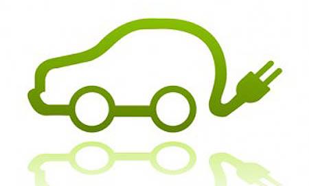 logo coche eléctrico