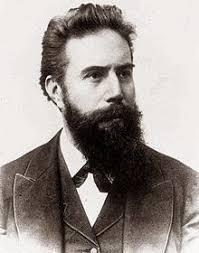 El 27 de marzo de 1845 nace Wilhelm Conrad Röntgen, físico alemán descubridor de los rayos X