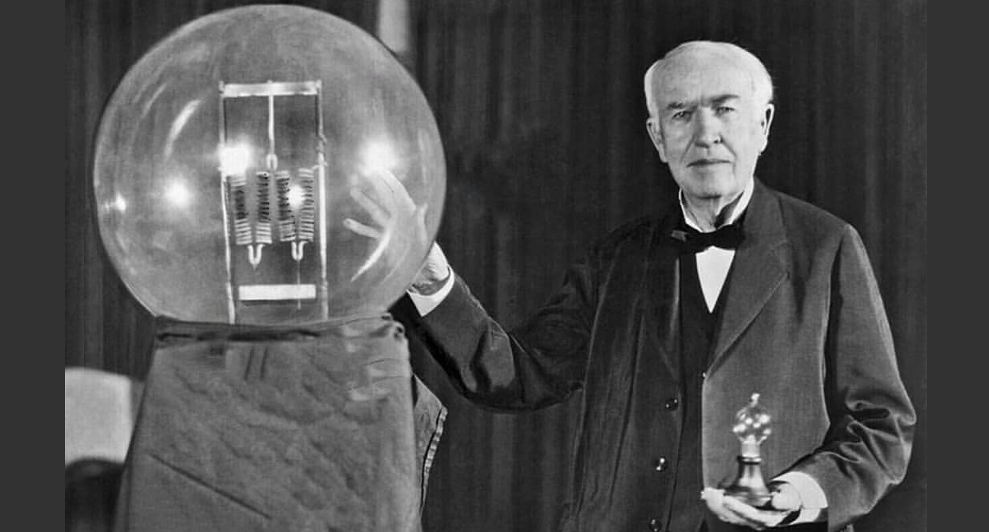 Resultado de imagen para Thomas Alva Edison