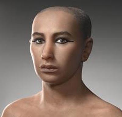Faraón Tut