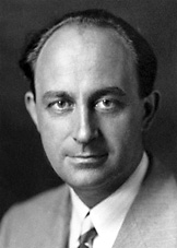 Retrato de Enrico Fermi