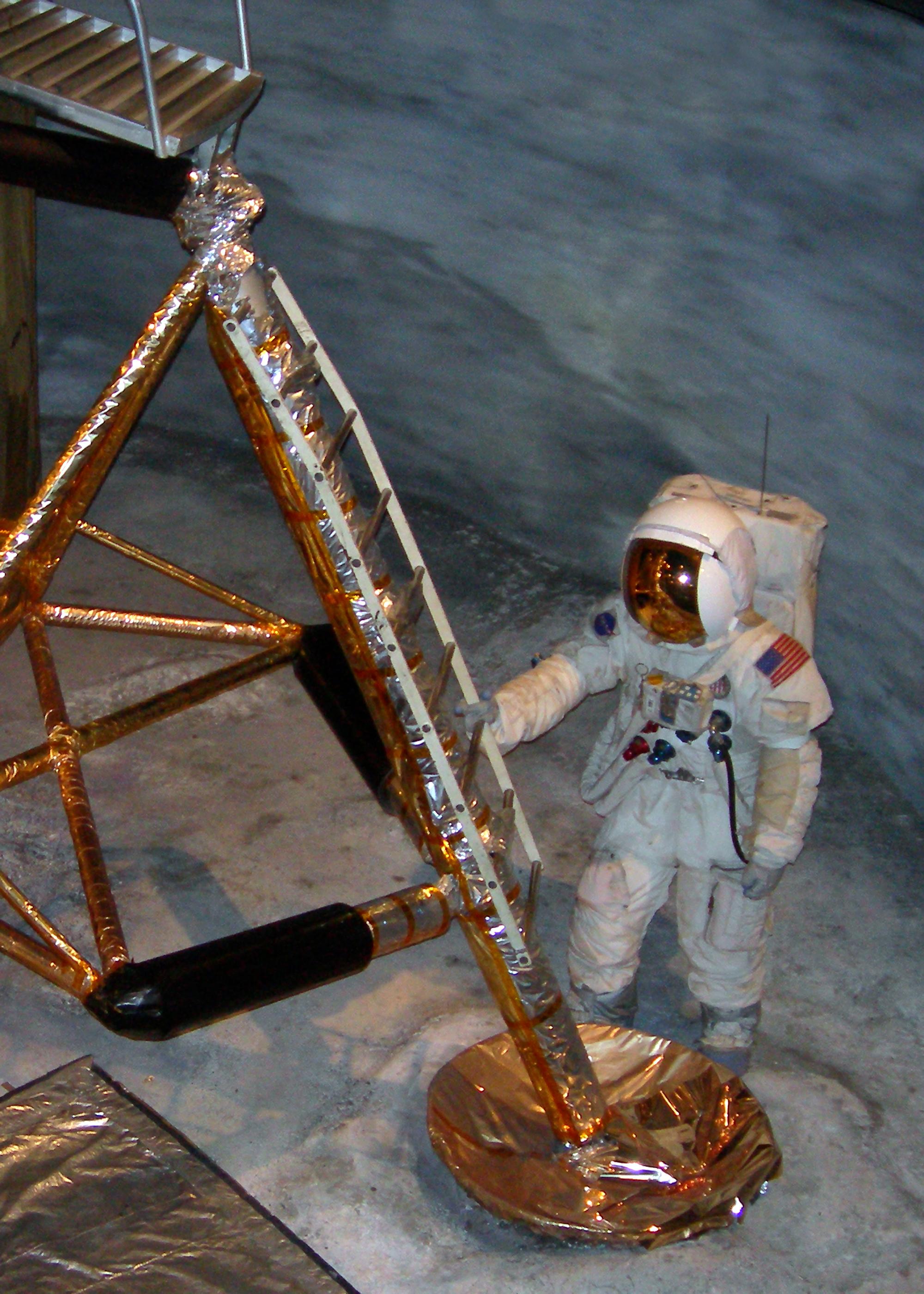 Los trajes espaciales del futuro