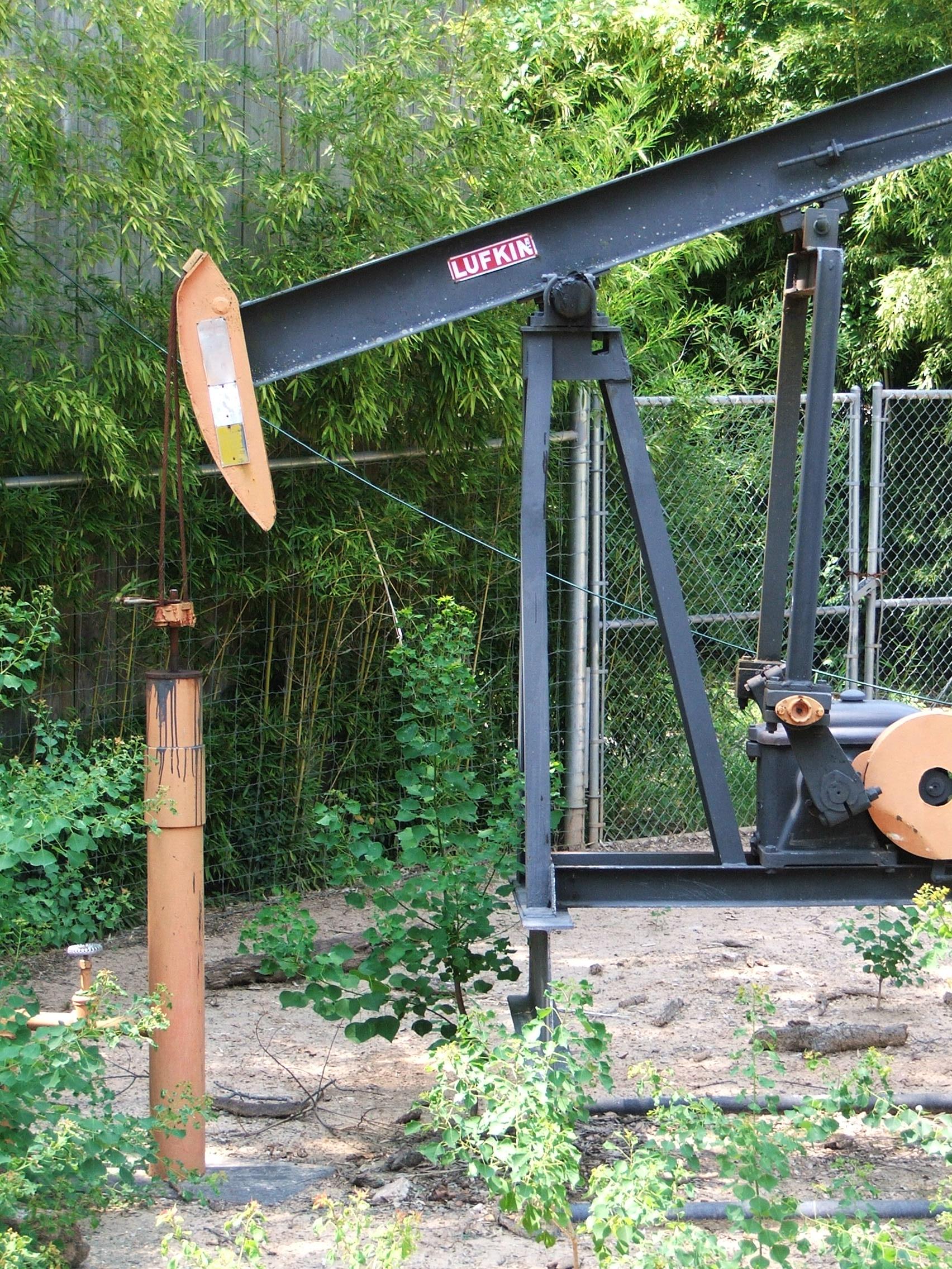 La prospección y la extracción de petróleo