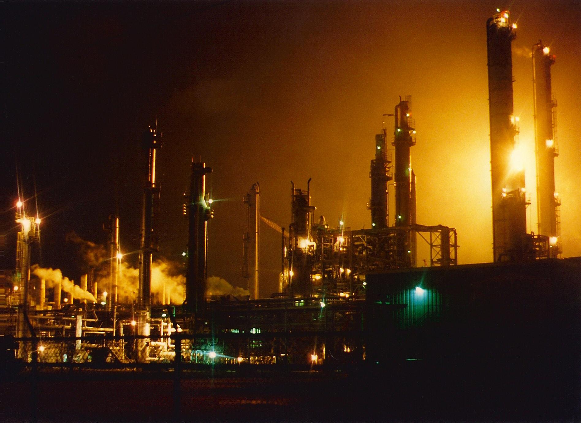 Las reservas de petróleo en el mundo