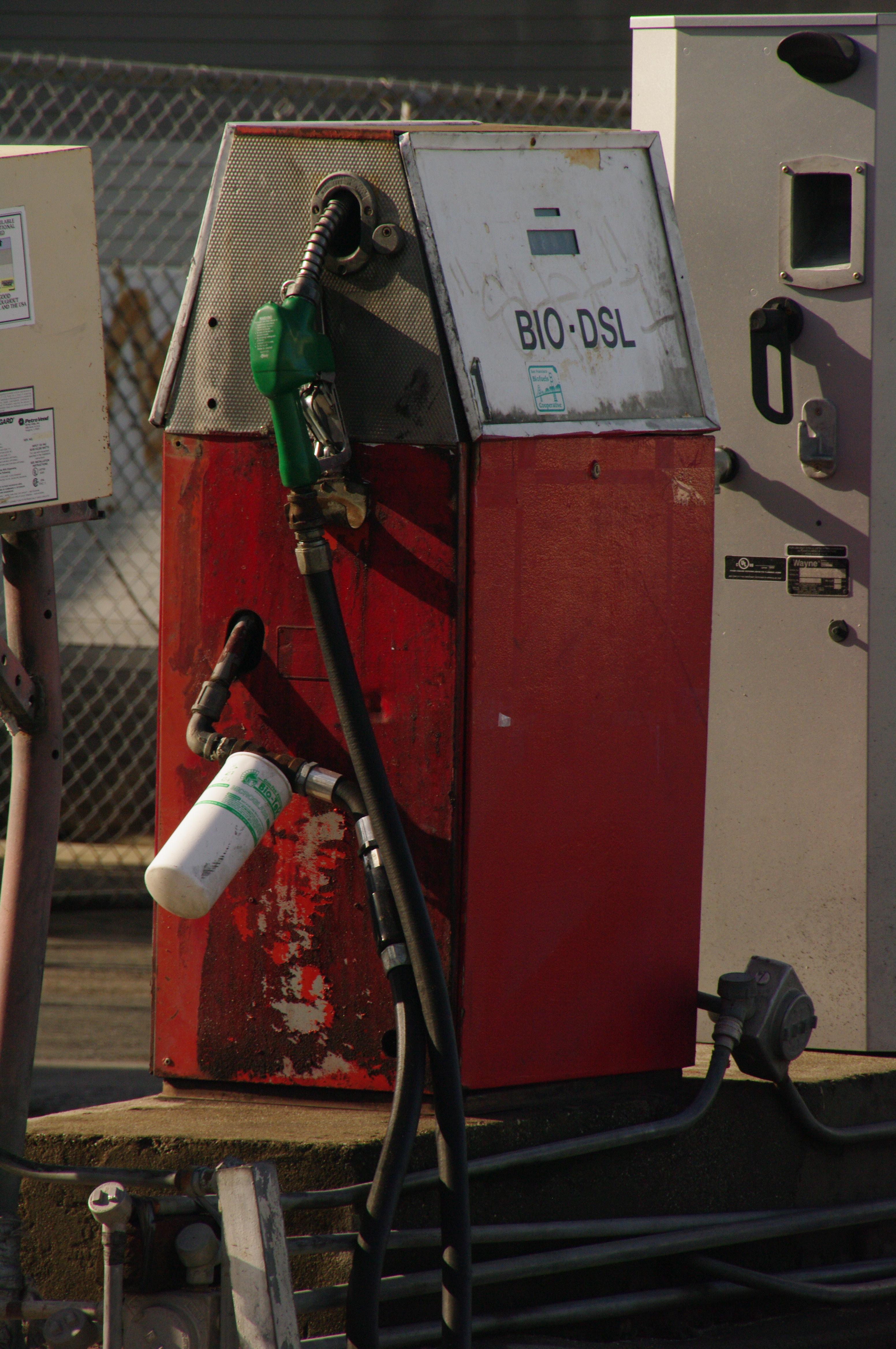 Biodiesel, sustituto del diesel convencional