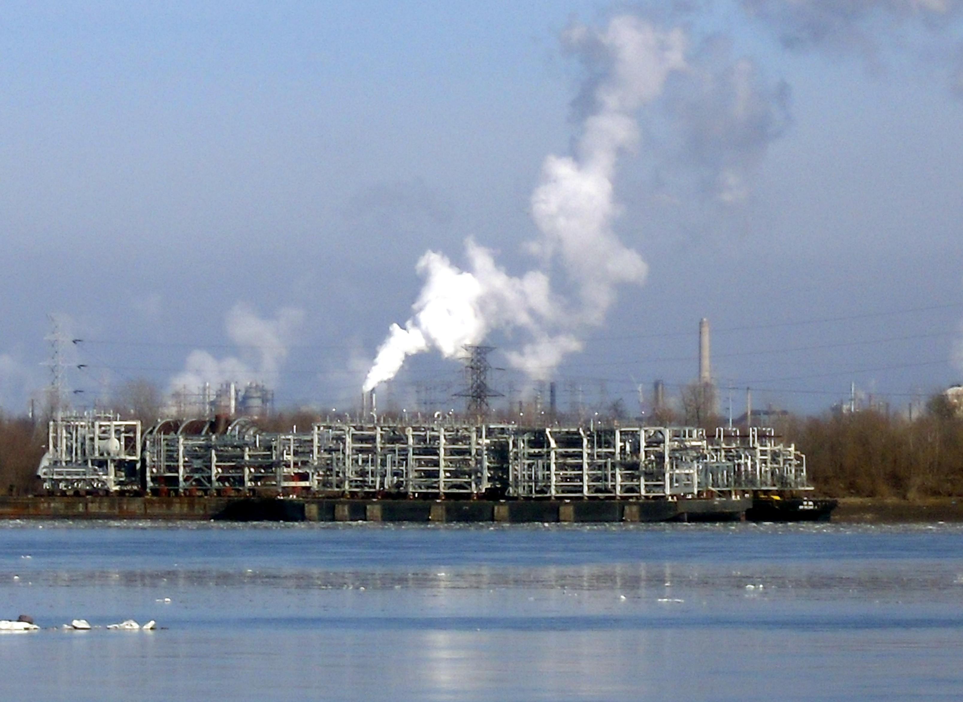 Prospección y extracción del gas natural