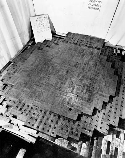 Forma del reactor Chicago Pile-1