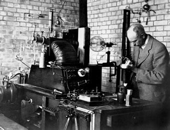 Laboratorio de Francis Aston