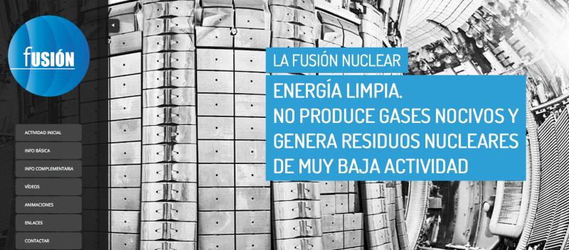 Monográfico: Fusión nuclear