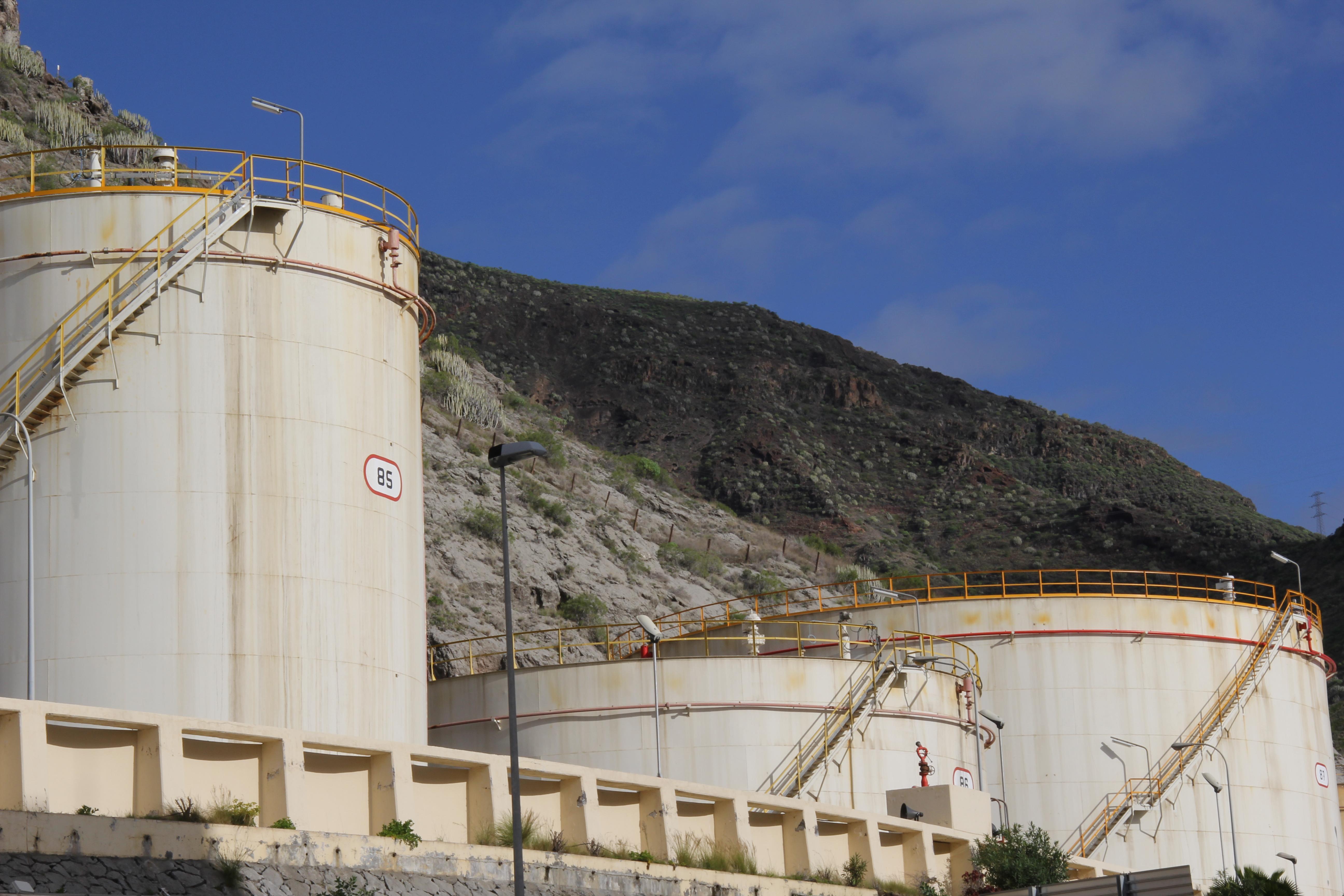 Las reservas de gas natural en el mundo