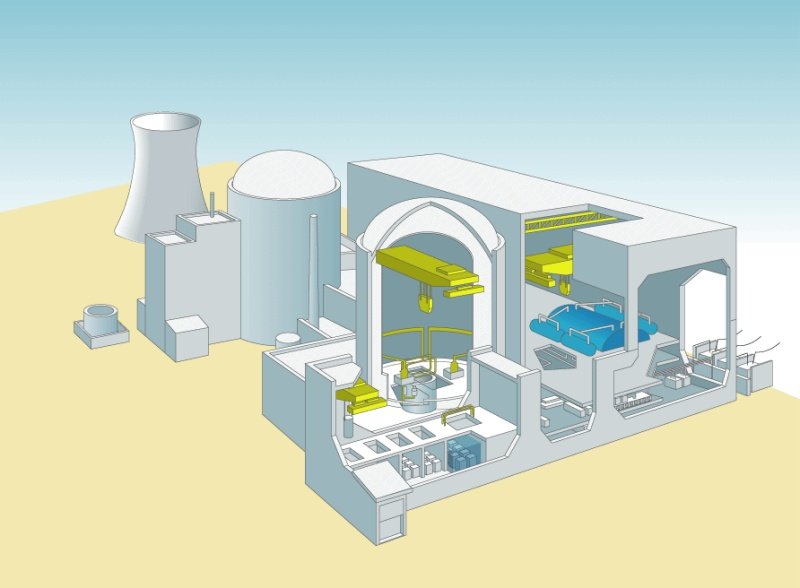 Infografía energía nuclear