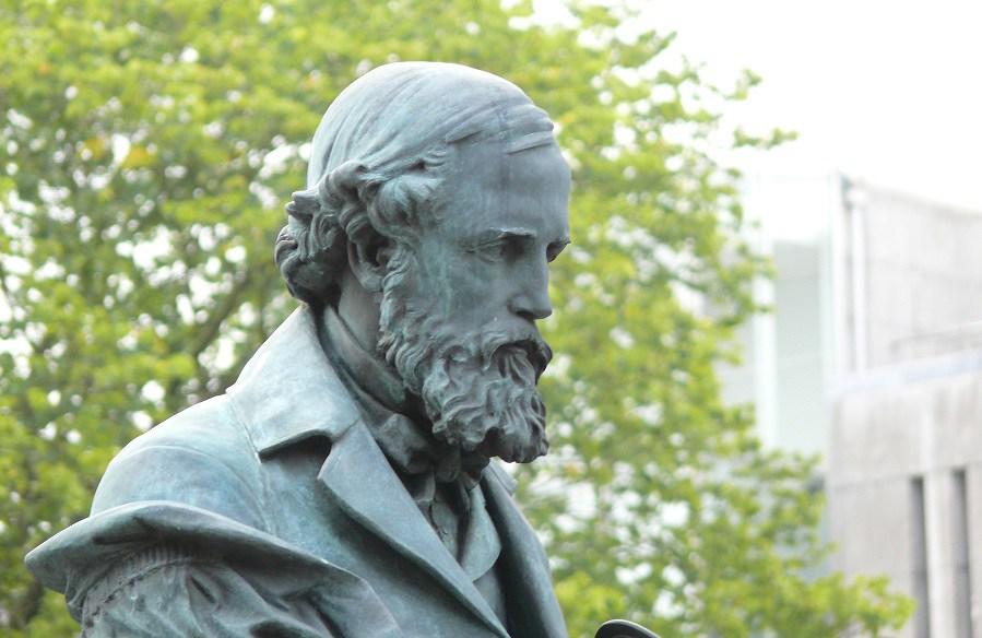 El 13 de junio de 1831 nace el padre del electromagnetismo, James Clerk Maxwell