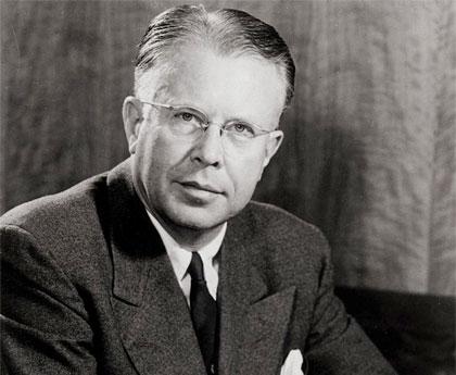 Ernest Lawrence, el primero en concebir un acelerador de partículas