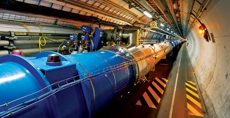 Hace 10 años entró en funcionamiento el LHC del CERN