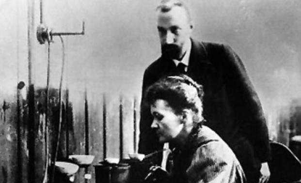 20 de Abril de 1902 los Curie Aíslan el Radio