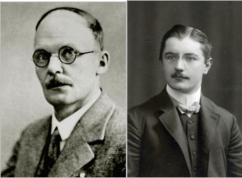 Hans Geiger y Walter Müller