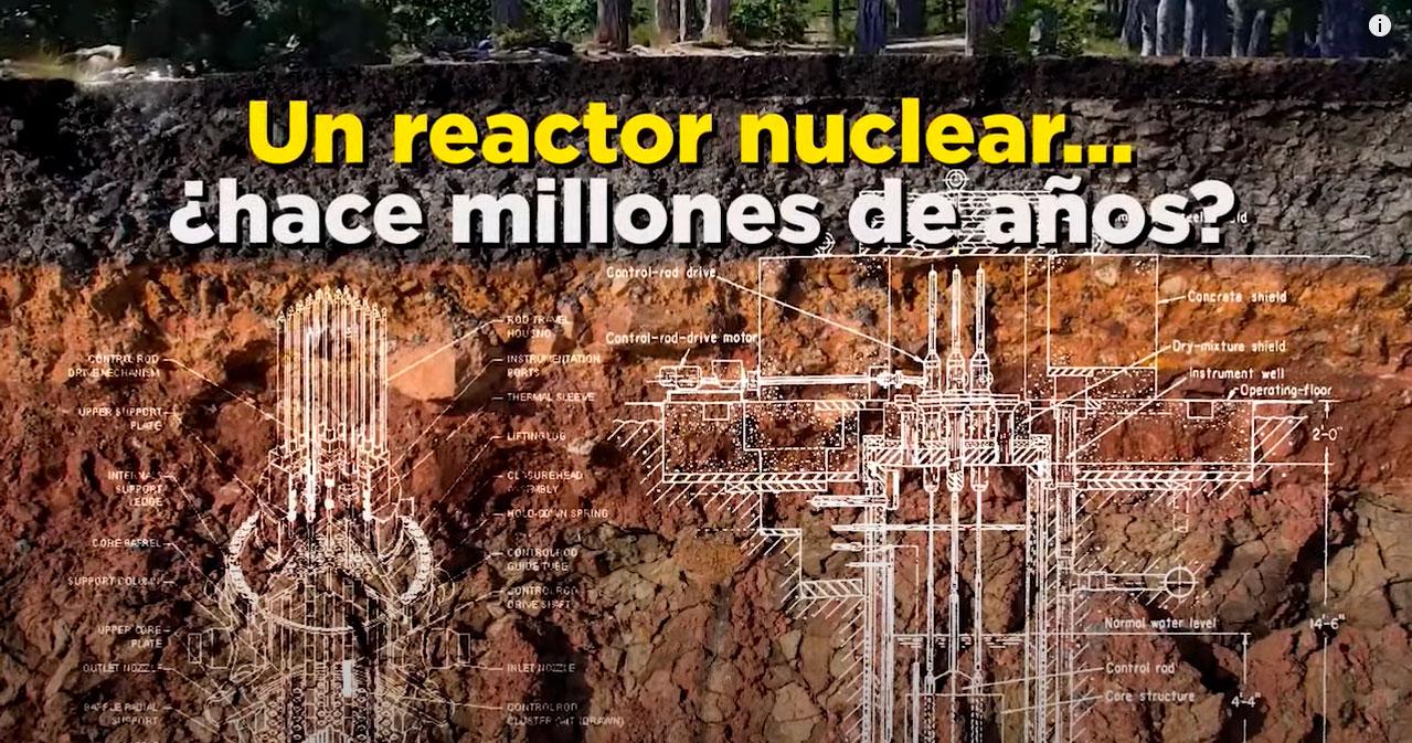 El reactor nuclear natural, Oklo