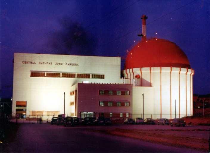Central Nuclear José Cabrera: Periodo de transferencia