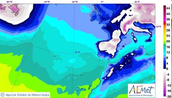 Actividades de Modelización de la Calidad del Aire en AEMET