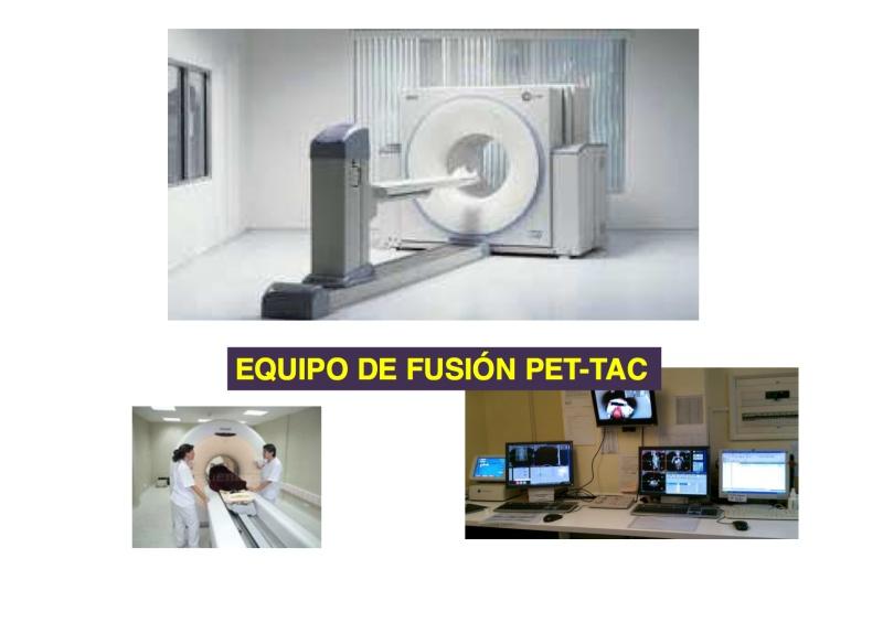 Usos médicos de las radiaciones ionizantes: Diagnóstico y terapéutica. La visión del profesional