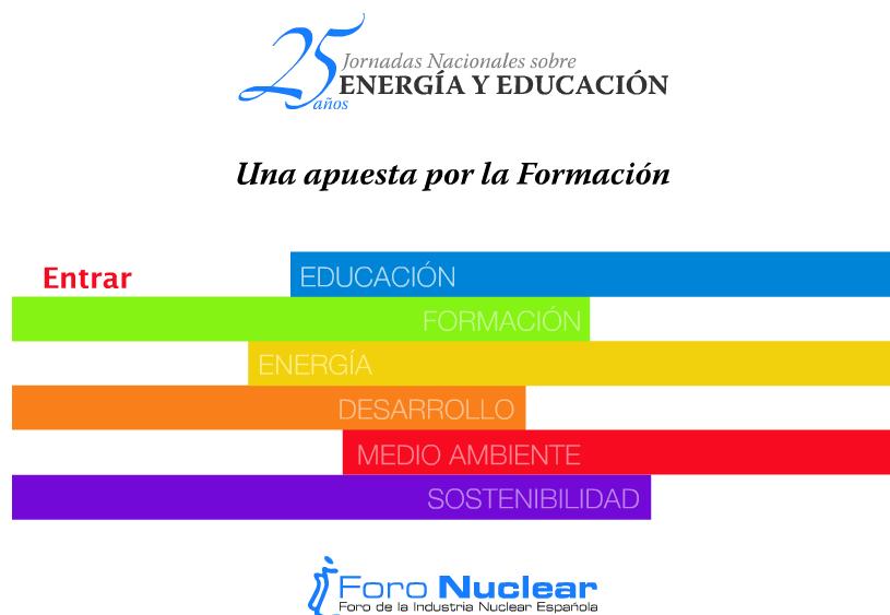 25 años de Jornadas sobre Energía y Educación