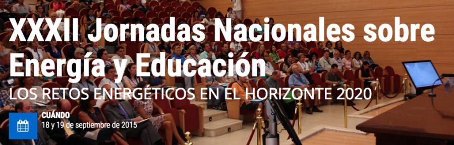 Programa: XXXII Jornadas Nacionales sobre Energía y Educación