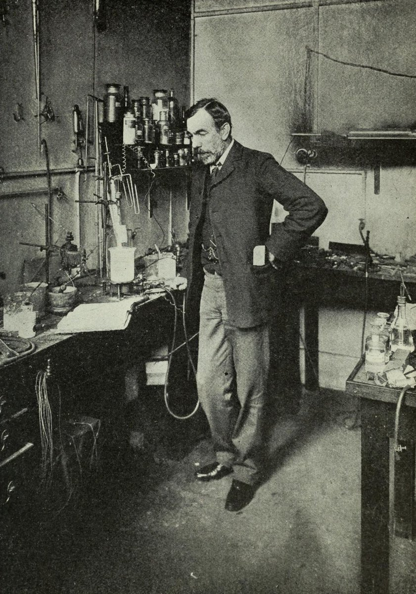 Laboratorio de William Ramsay