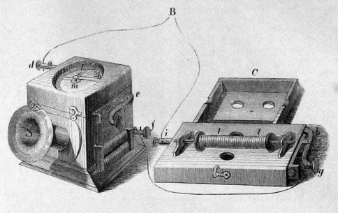 Invento de Johann Philipp Reis