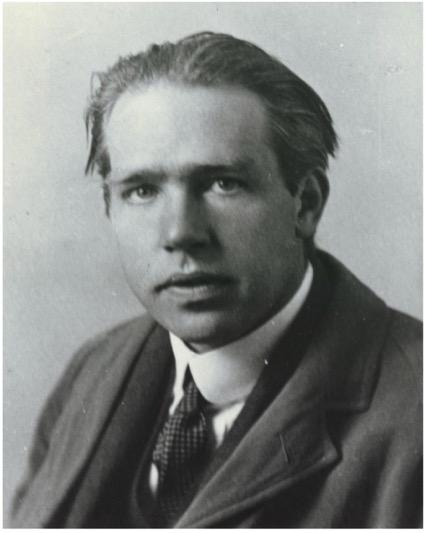 David Bohr Niels Henrik