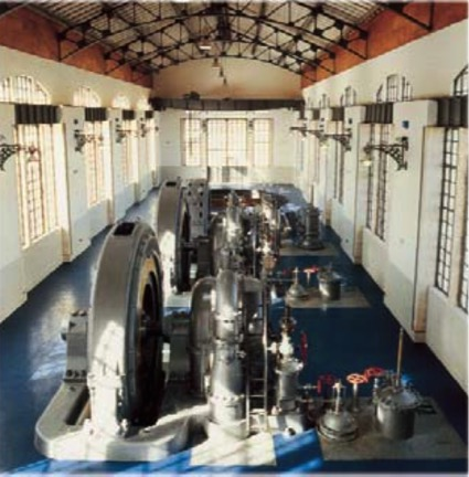 Minicentral Hidroeléctrica de Torrelaguna