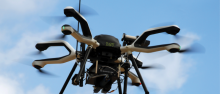 Drones Detect Radiation