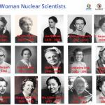 Woman Nuclear Scientists