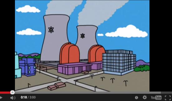 Vídeo cómo funciona una central nuclear, elaborado por alumnos de 4º ESO