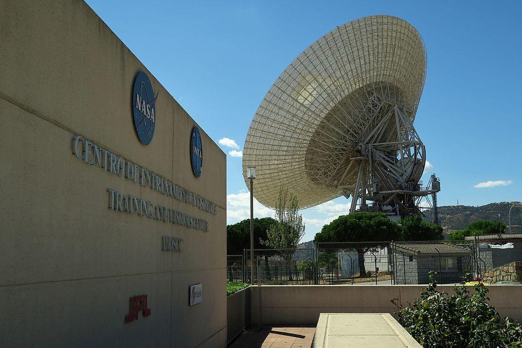 Voyager - Complejo Comunicaciones Madrid