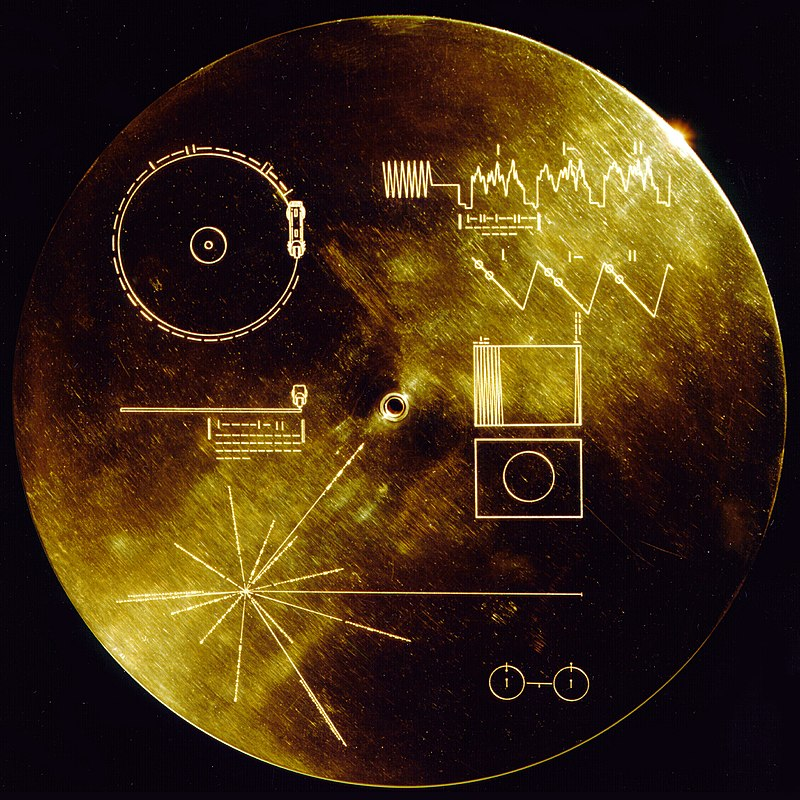 Voyager - Disco de Oro